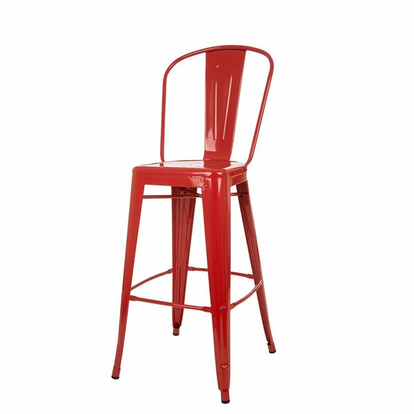 Counter Height Bar Stool (Set of 2) by Glitzhome