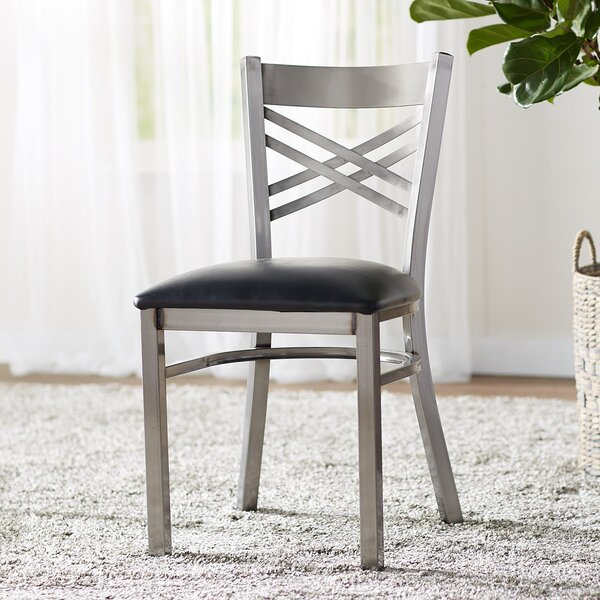 MacArthur Upholstered Dining Chair by Ebern Designs