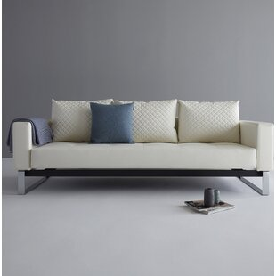 Cassius Q Deluxe Convertible Sofa by Innovation Living Inc.