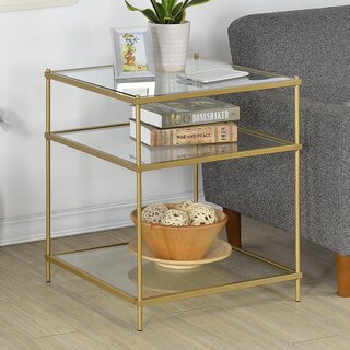 Aloysius End Table by Willa Arlo Interiors SKU:BE185380 Price Compare