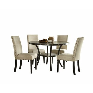 Shelly 5 Piece Dining Set By Canora Grey