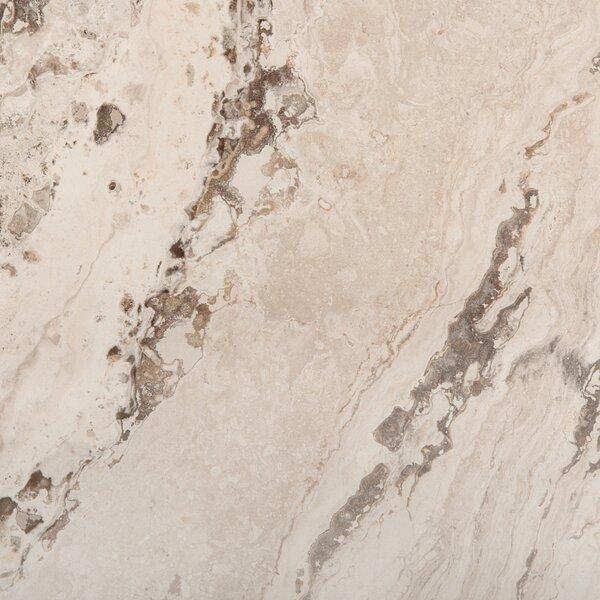 Pergamo 13 x 13 Porcelain Field Tile in Beige by Emser Tile
