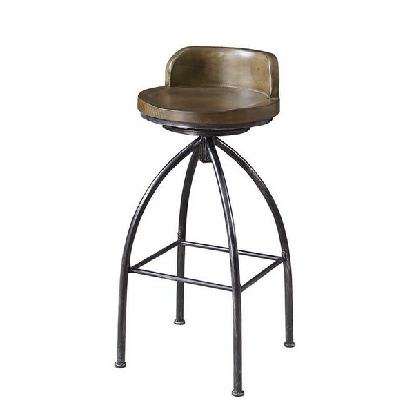 Paynter 30 Swivel Bar Stool by Union Rustic