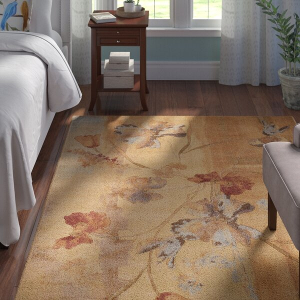 Smithtown Beige Area Rug by Andover Mills