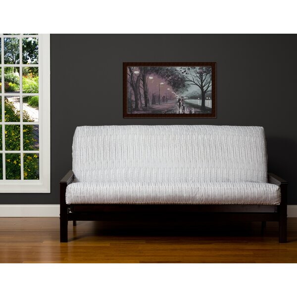 75 Zipper Box Cushion Futon Slipcover by Brayden Studio