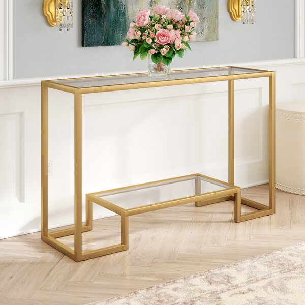 Review Imel Console Table