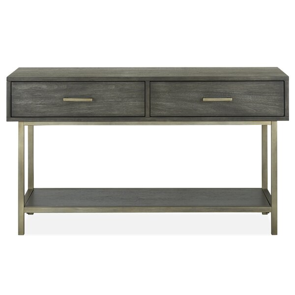 Review West Newbury Console Table