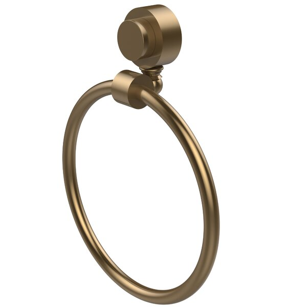Venus Wall Mounted Towel Ring by Allied Brass
