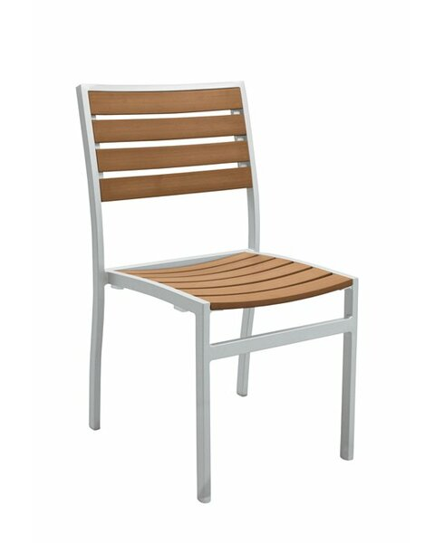 Jado Stacking Patio Dining Chair by Tropitone