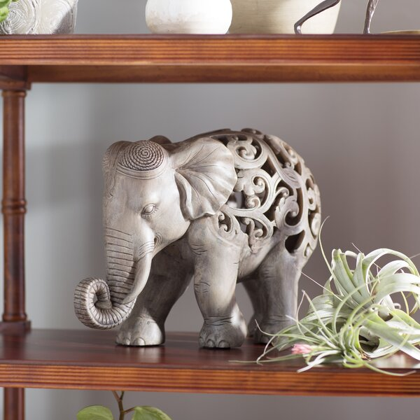 Anjan The Elephant Jail Figurine By World Menagerie.