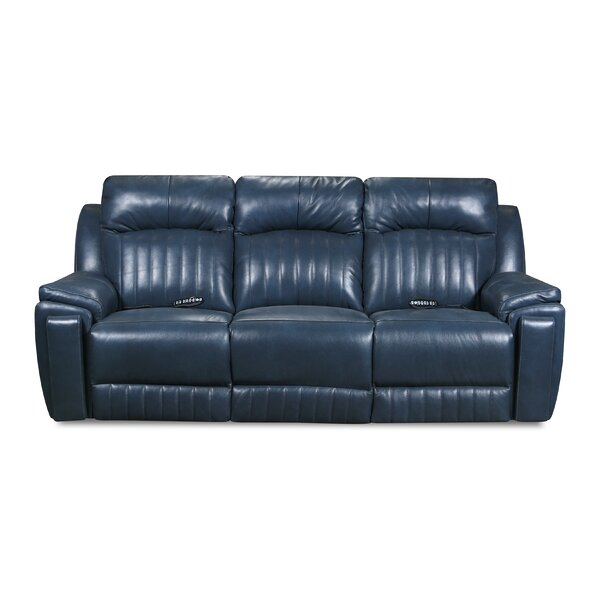Silver Screen Reclining Sofa by Southern Motion