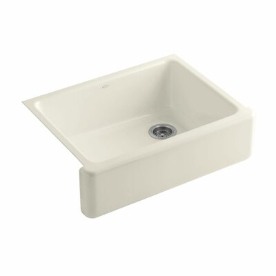 Kitchen Sink Single Bowl Almond photo