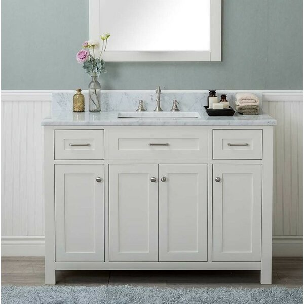 Furlow 48 Single Bathroom Vanity Set
