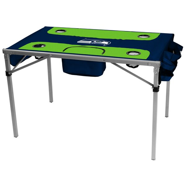 Total Tailgate Folding Table by Logo Brands