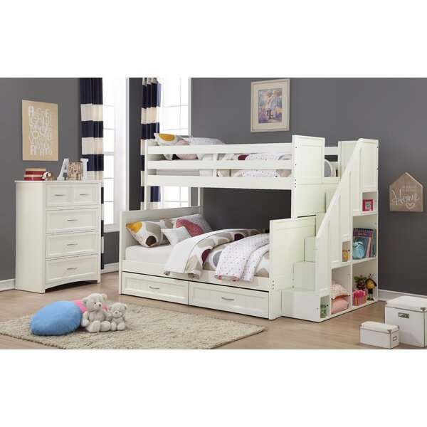 Lawanda Twin Over Full Bedroom Set by Harriet Bee