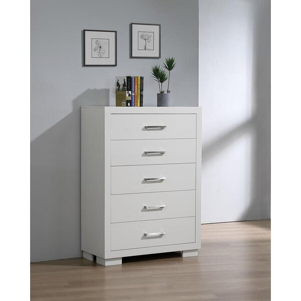 5 Drawer Chest by Wade Logan