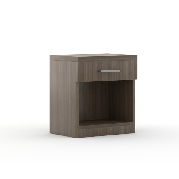 1 Drawer Nightstand by Klem Hospitality