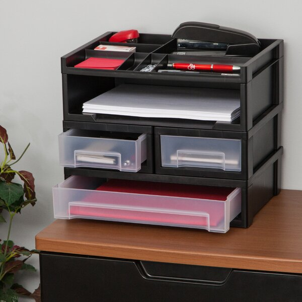 Desktop Storage by IRIS USA, Inc.