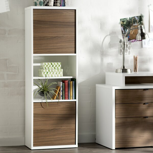 Meagan Standard Bookcase by Latitude Run