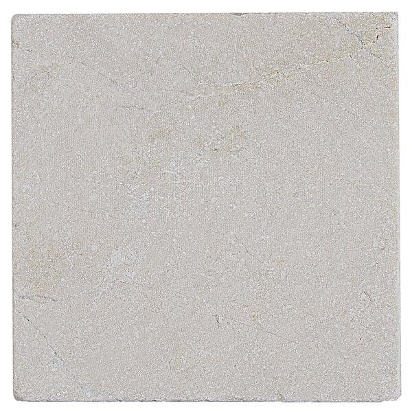 Harrison 4 x 4 Marble Field Tile in Crema Marfil Classico by Itona Tile