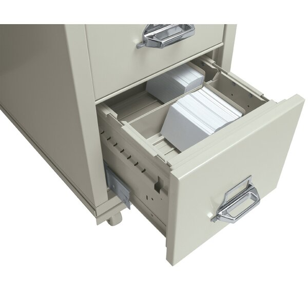 Legal Size Vertical and Lateral File Cross Tray by FireKing