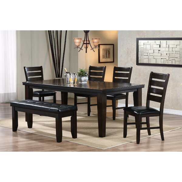 Pursell 6 Piece Dining Set By Alcott Hill