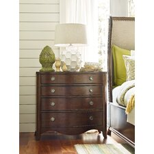 Upstate 4 Drawer Standard Chest by Rachael Ray Home by Legacy Classic