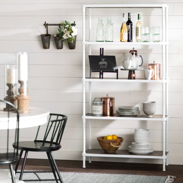 Neivial Standard Bookcase by Gracie Oaks