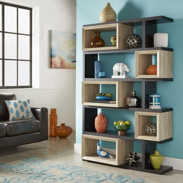 Shuford Cube Unit Bookcase by Mercury Row