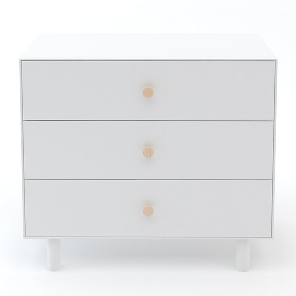 Fawn 3 Drawer Dresser by Oeuf