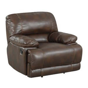 Munn Recliner by Alcott Hill