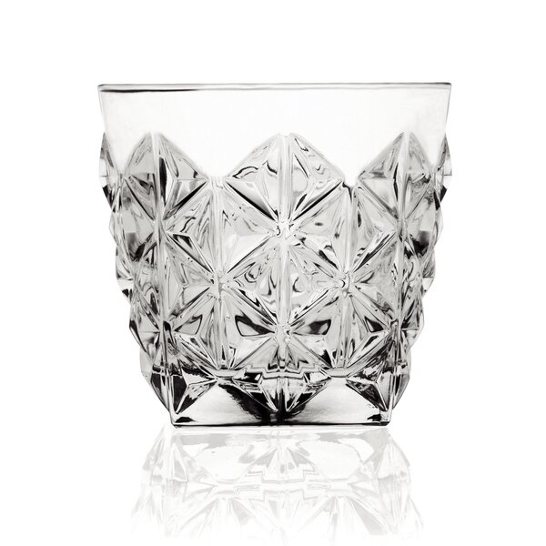 Enigma 10 oz. Crystal Cocktail Glass (Set of 6) by Lorren Home Trends