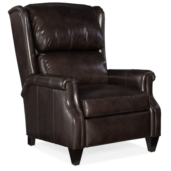 Walsh Leather Manual Recliner by Bradington-Young