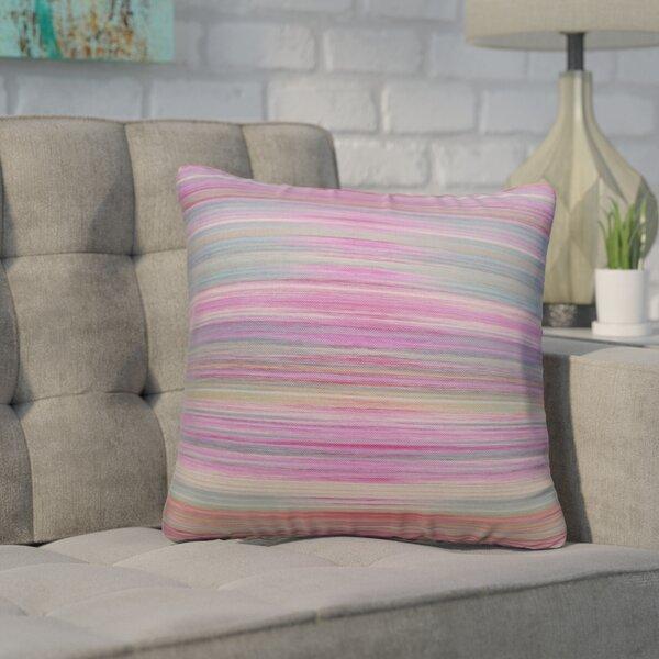 Ishee Cotton Striped Throw Pillow By Brayden Studio