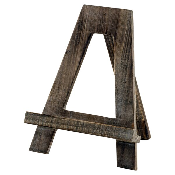Wooden Folding Tripod Easel (Set of 2) by American Mercantile