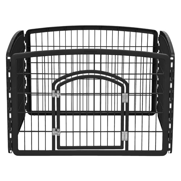 Humboldt 23.63 Exercise 4 Panel with Door Play Pet Pen by Tucker Murphy Pet