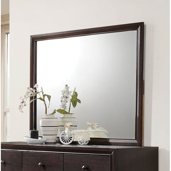 Mair Rectangular Dresser Mirror by Red Barrel Studio