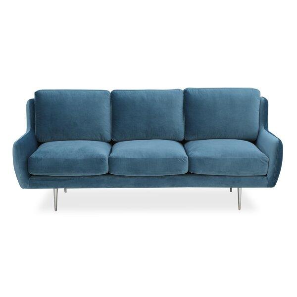 Julieta Mid-Century Sofa by Brayden Studio