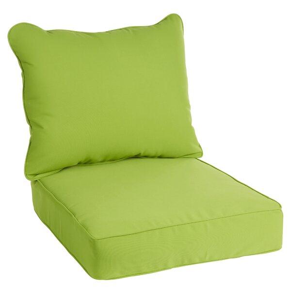 Sunbrella Lounge Chair Cushion by Latitude Run