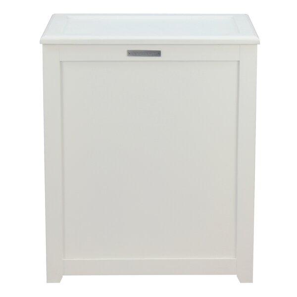 Storage Cabinet Laundry Hamper by Oceanstar Design