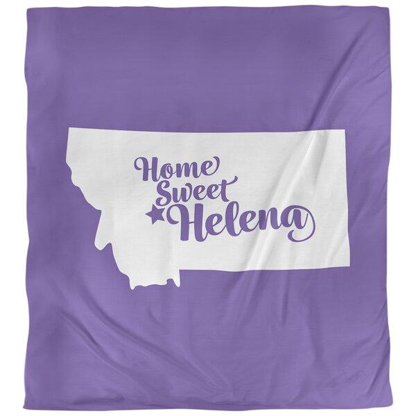 Helena Montana Duvet Cover
