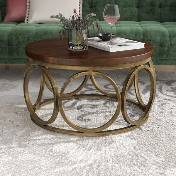 Christon Coffee Table by Willa Arlo Interiors Willa Arlo Interiors