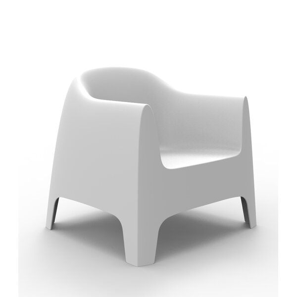 Solid Patio Chair (Set of 4) by Vondom Vondom