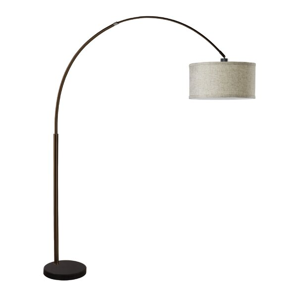 81 Arched Floor Lamp by Major-Q