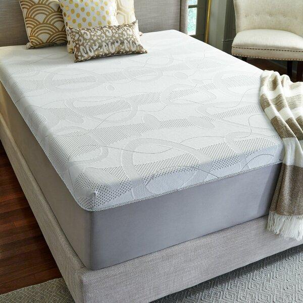 14 Plush Memory Foam Mattress by Luxury Solutions