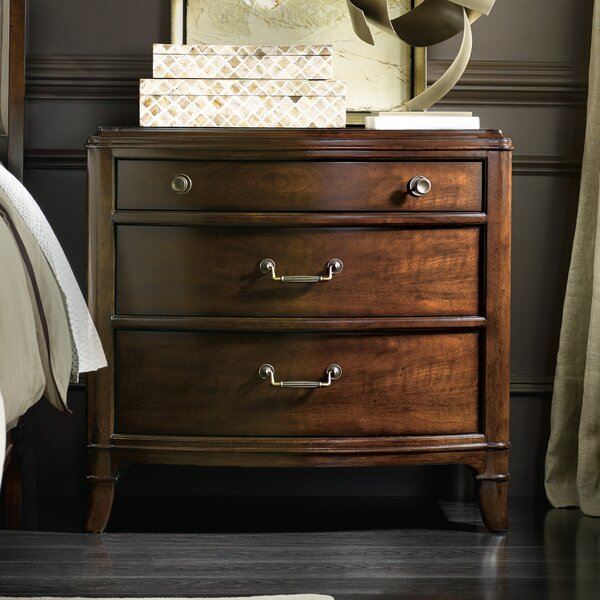Palisade 3 Drawer Bachelors Chest by Hooker Furniture