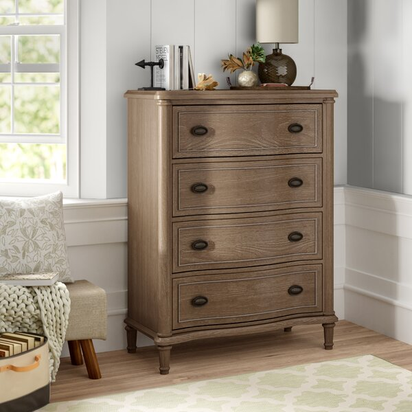 Lavallette 4 Drawers Chest by Birch Lane™ Heritage