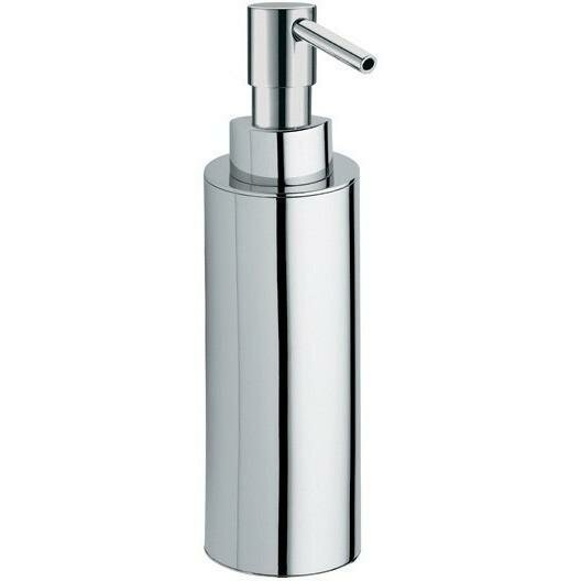 Soloman Pump Soap & Lotion Dispenser by Orren Ellis