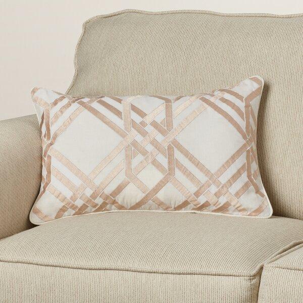 Barker Down Lumbar Pillow by Orren Ellis