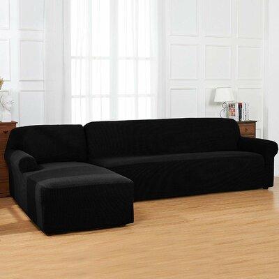 2 Piece Sectional Sofa Covers Wayfair